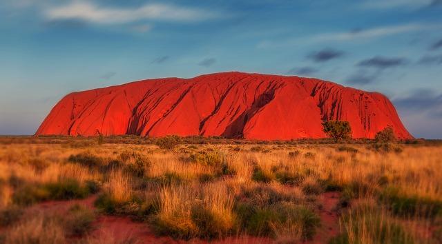 Voyage en Australie : partir à l'aventure dans le Centre Rouge