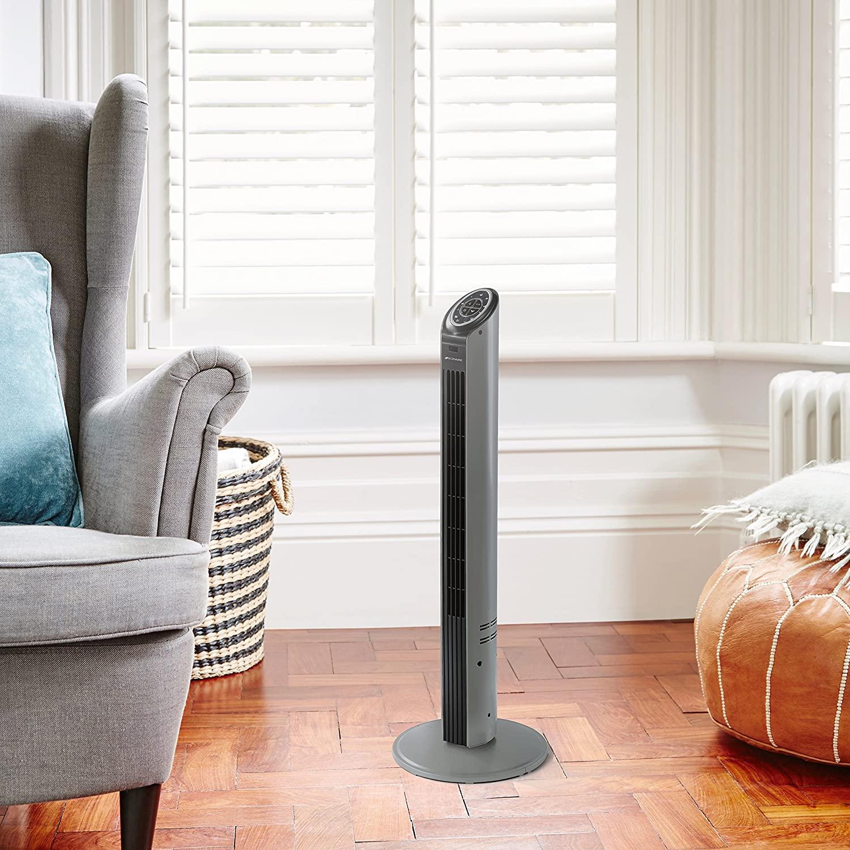 Les meilleurs ventilateurs colonne silencieux en 2021